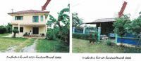 บ้านเดี่ยวหลุดจำนอง ธ.ธนาคารอาคารสงเคราะห์ วังน้ำซับ ศรีประจันต์ สุพรรณบุรี