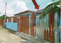 บ้านเดี่ยวหลุดจำนอง ธ.ธนาคารอาคารสงเคราะห์ รั้วใหญ่ เมืองสุพรรณบุรี สุพรรณบุรี